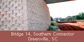 Bridge 14, Southern Connector Greenville, SC